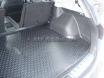 Коврик в багажник (поддон) Ниссан Кашкай (Nissan Qashqai) борт 30 мм 2007-