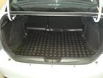 Коврик в багажник (поддон) п/у в багажник LADA Vesta- седан-борт 30 мм