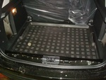 Коврик в багажник (поддон) п/у в багажник Lada X-Ray OPTIMA 2016-