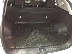 Коврик в багажник (поддон) Хюндай Таксон III (Hyundai Tucson III) борт 30 мм
