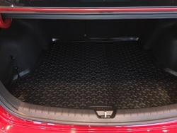 Коврик в багажник Kia Rio IV 2017-